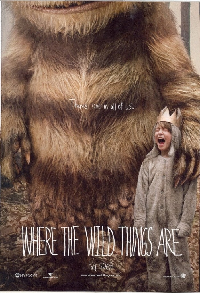 wherethewildthingsareposter