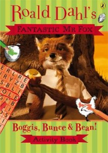 Fantastic Mr. Fox Activity Book