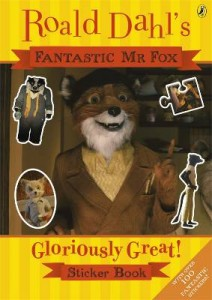 Fantastic Mr. Fox Sticker Book