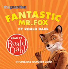 Fantastic Mr. Fox Audibook