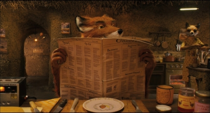 Fantastic Mr. Fox takes in the reviews