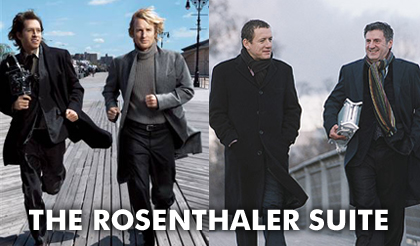The Rosenthaler Suite