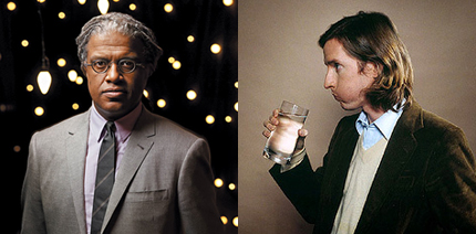 Elvis Mitchell and Wes Anderson