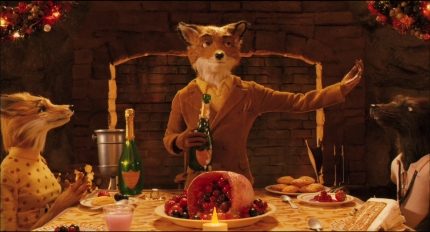 Annie Award Nominee Fantastic Mr. Fox