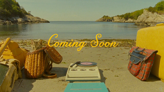 Moonrise Kingdom Coming Soon