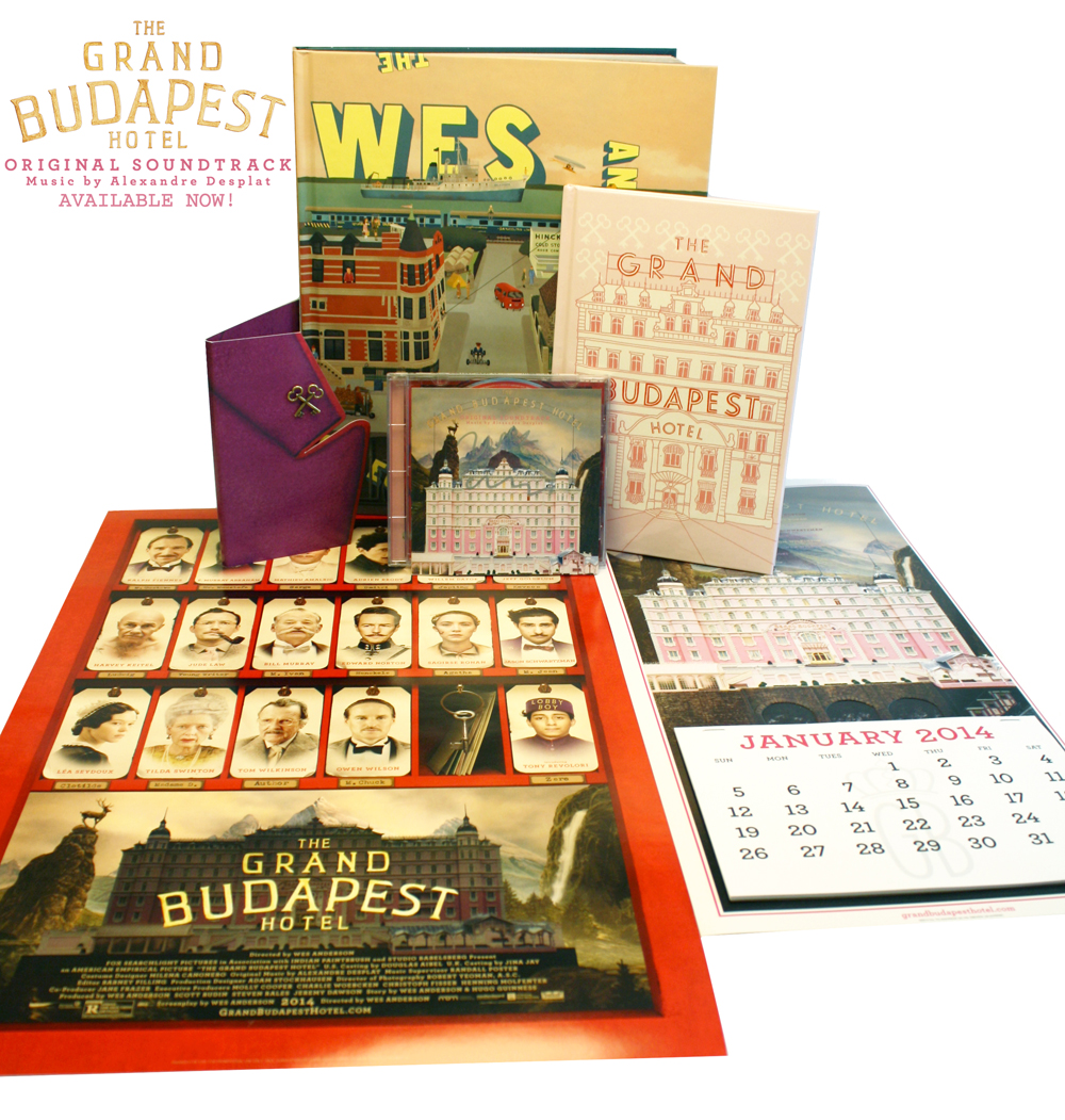 Check Into The Grand Budapest And Win The Rushmore Academy