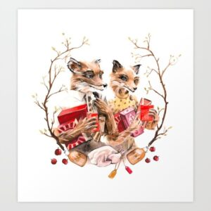 the-fantastic-foxes-prints
