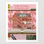 the-royal-tenenbaums-prints