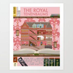 the-royal-tenenbaums-prints