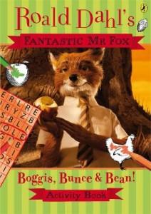 Fantastic Mr. Fox Activity Book