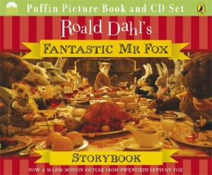 Fantastic Mr. Fox Storybook with CD