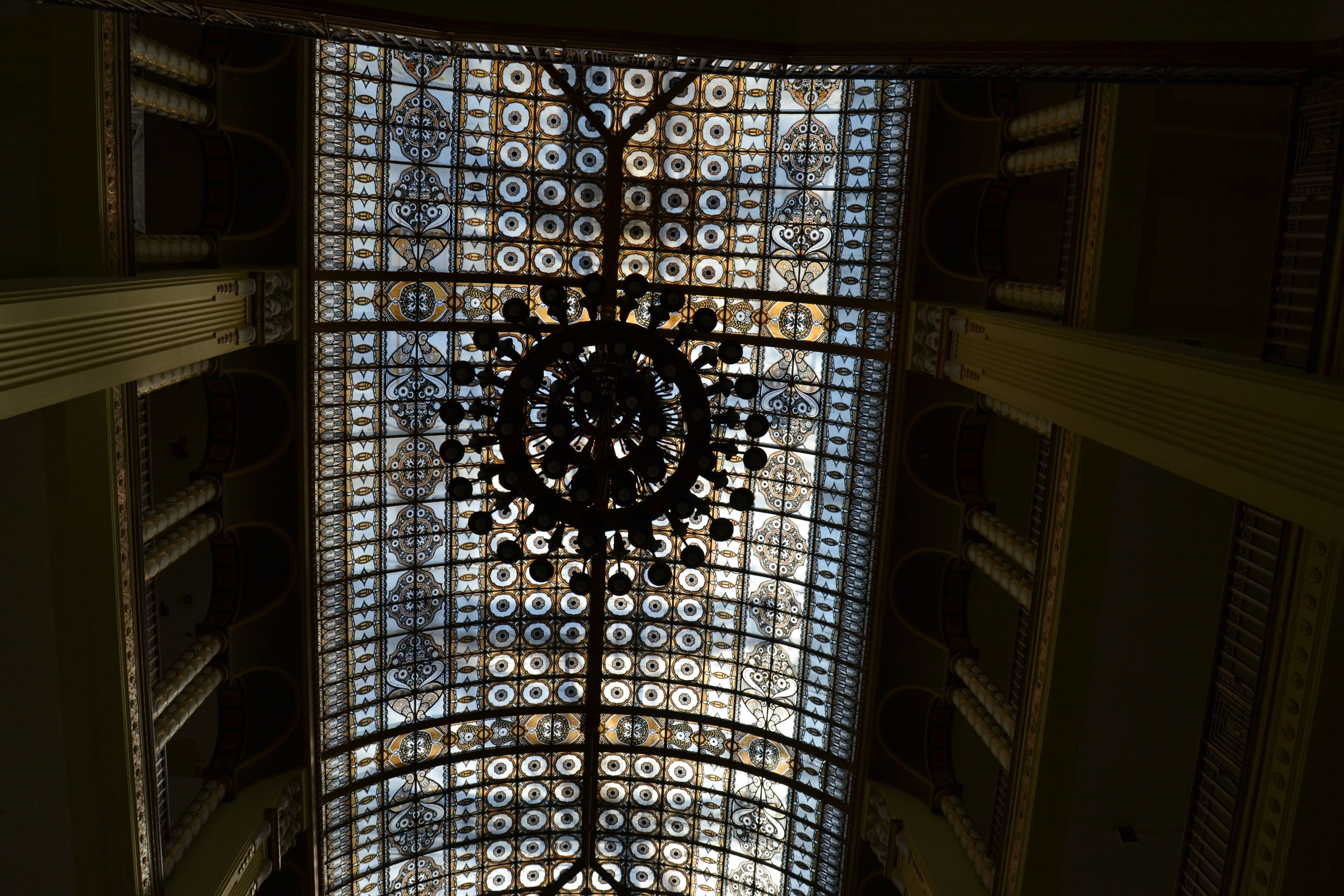 The amazing glass ceiling