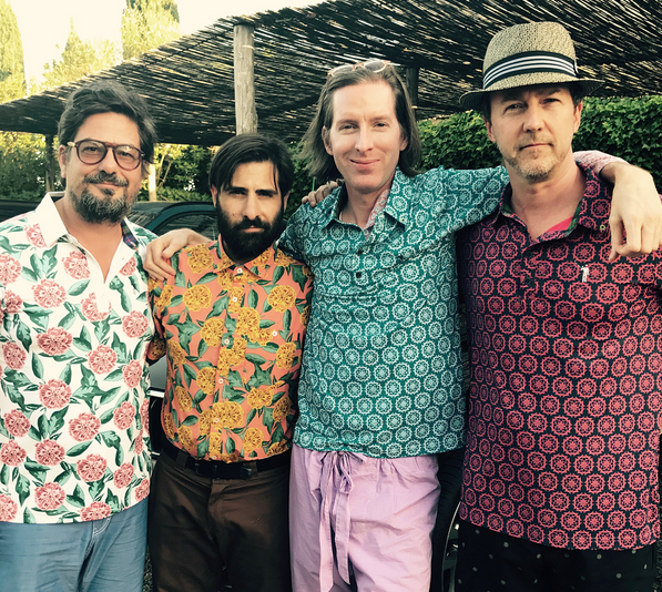Wes anderson oppnar i cannes